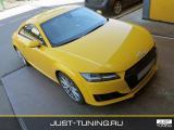 Audi TT 8S — установка тормозной системы Rotora в штатный суппорт