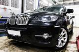 Обвес на BMW X6 E71 Hamann