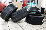 Привезли и установили на Nissan GTR крутейшую резину Michelin Pilot Sport Cup 2