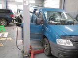 Шумоизоляция Volkswagen Caddy