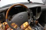 Дополнительное оборудование и перетяжка руля Lexus LX 470