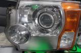 Тюнинг оптики на LandRover Discovery III