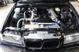 Тонировка drift car BMW e36