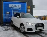 Audi Q3 Автозапуск, тонировка, видеорегистратор и омыватель камеры