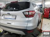 Шумоизоляция подкрылков Ford Kuga или как снизить шум от колес