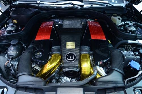 Brabus B63S-730 комплект увеличения мощности для Mercedes-Benz CLS-class 63 AMG (C/X-218)