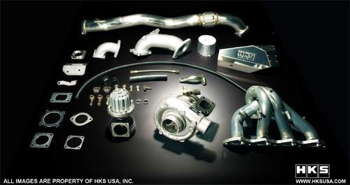 HKS 11003-AM003 Турбо-кит GT3240 для MITSUBISHI EVO X SST