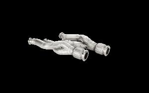 AKRAPOVIC L-LA/T/1 приемные трубы для Lamborghini Aventador LP700-4