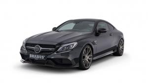 Комплект Brabus для Mercedes C-class Coupe 63AMG (c205)