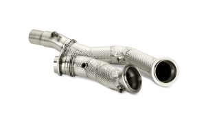 AKRAPOVIC DP-BM/SS/3 Даунпайпы для BMW F80 M3, F82 F83 M4 2014+