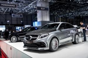 HAMANN колесные диски R22 для Mercedes-Benz GLE 63 AMG (C-292)
