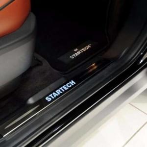 Startech пороги с подсветкой для Jaguar XJ