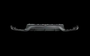 AKRAPOVIC DI-PO/CA/2 диффузор заднего бампера для PORSCHE 991 Turbo и Turbo S (карбон)