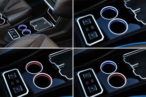 """Brabus центральная консоль """"Exclusive"""" для Tesla Model S"""