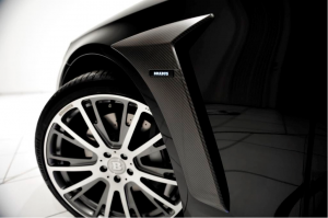 Brabus комплект для подключения накладок на крылья для Mercedes-Benz S-class (W/V-222)