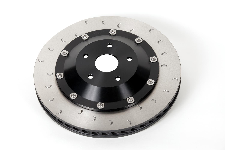 ALCON DKF2222X758C24L/R К-т передних тормозных дисков 390мм для NISSAN GT-R R35 2012+