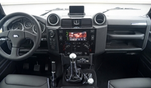 Startech рычаг переключения передач для Land Rover DEFENDER TD5
