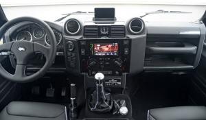 Startech рычаг переключения передач для Land Rover DEFENDER TD4