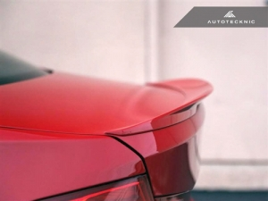 AutoTecknic BM-0083-T Спойлер на крышку багажника для BMW F30 и F80 (пластик)