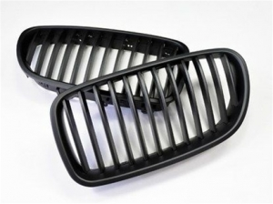 AutoTecknic BM-0170-GB Решетки радиатора для BMW F20 (черный глянец)