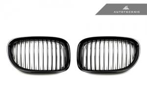AutoTecknic BM-0177-GB Решетки радиатора для BMW F01, F02 (черный глянец)