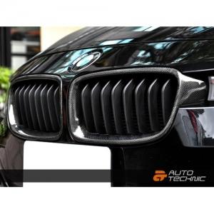 AutoTecknic BM-0179-CF Решетка радиатора для BMW F30 (карбон)
