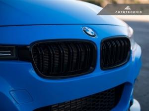 AutoTecknic BM-0179-GB Решетки радиатора для BMW F30 (черный глянец)