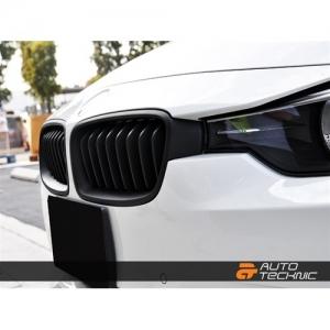 AutoTecknic BM-0179-MB Решетки радиатора для BMW F30 (черный мат)