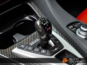 AutoTecknic BM-0195 Ручка КПП M-DCT для BMW F10 M5, F13 M6, F80 M3, F82 M4 (карбон)