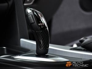 AutoTecknic BM-0196 Ручка стандартной АКПП для BMW F-серий (карбон)