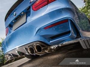 AutoTecknic BM-0352 Диффузор для BMW F80 M3, F82 M4 (карбон)