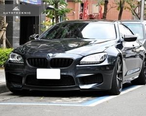 AutoTecknic BM-0612-GB Решетки радиатора Dual-Slats для BMW F12, F13, F06 (черный глянец)