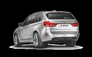 AKRAPOVIC DI-BM/CA/2 Задний диффузор для BMW F85 X5M, F86 X6M (карбон)