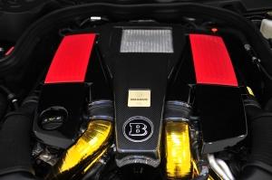 Brabus комплект увеличения мощности для Mercedes-Benz GLE 63 AMG (W-166)