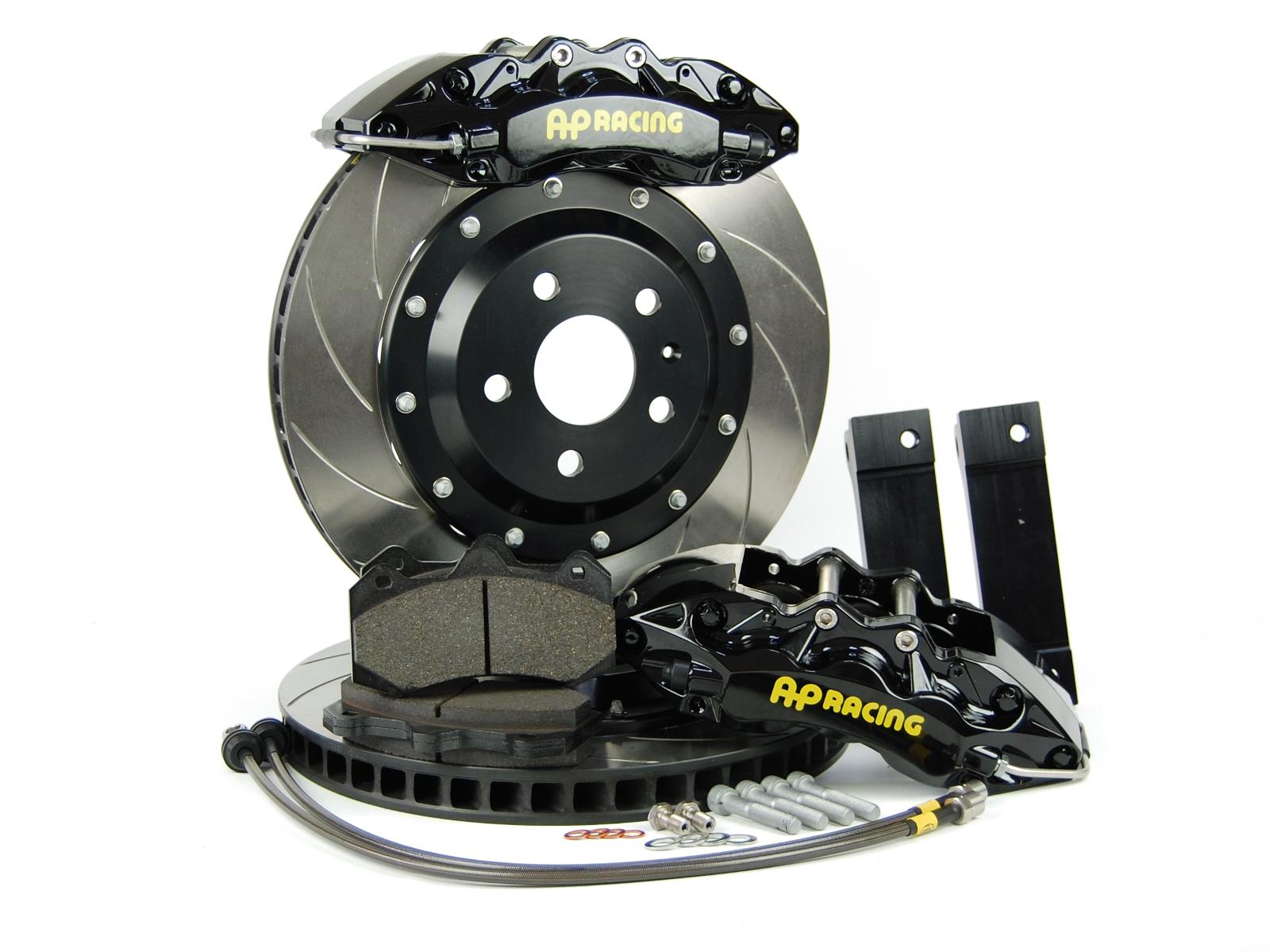 AP Racing CP5108-1003 Тормозная система зад 4-поршневая для MITSUBISHI EVO4-9