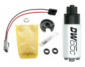 DEATSCHWERKS 9-651-1009 Насос топливный с установочным комплектом (265lph) (EVO X, MPS 3/6, Civic)