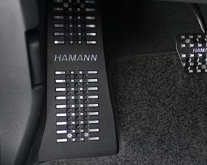 Hamann Площадка для левой ноги
