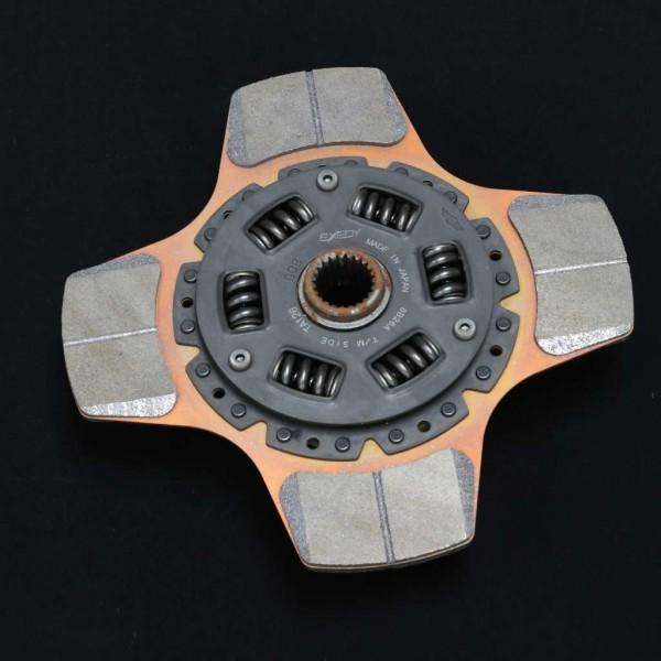 EXEDY MD14T Диск сцепления метало-керамика S-Type для MITSUBISHI EVO 7/8/9/X