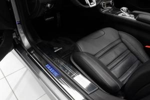 Brabus накладки на пороги с подсветкой для Mercedes-Benz SL-class (R-231)