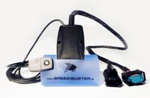 Электронный адаптер педали газа